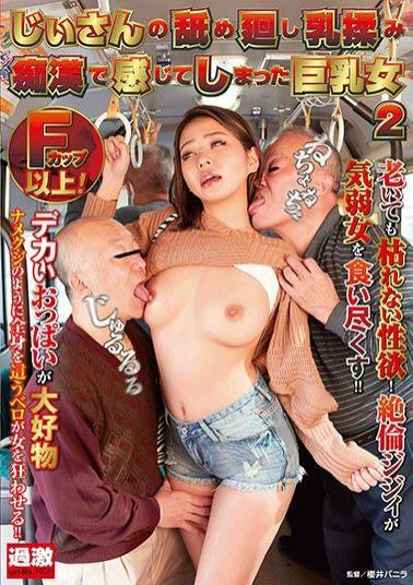 KATU-069 Studio Katsuo Bussan/Mousouzoku - Colossal Tits And A Big Ass In A Miniskirt - This Chubby S********l Is A Real Slut 2